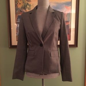 Banana Republic grey size 2 blazer